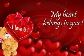 valentijn vieren
